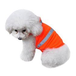 Fényvisszaverő mellény kutyáknak
