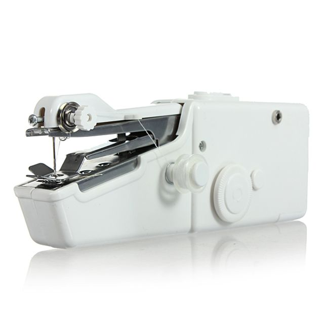 Ручная швейная машина - белый цвет 1