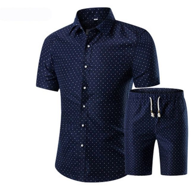 Muška košulja i šorc KT78 1