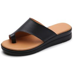 Pantofle na vbočený palec Cecilia velikost 5
