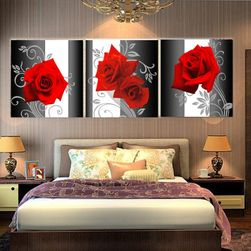 Festés rózsákkal - 3 rész
