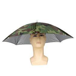 Kišobran na glavu za ribolovce