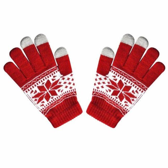 Damskie rękawiczki B06339 1