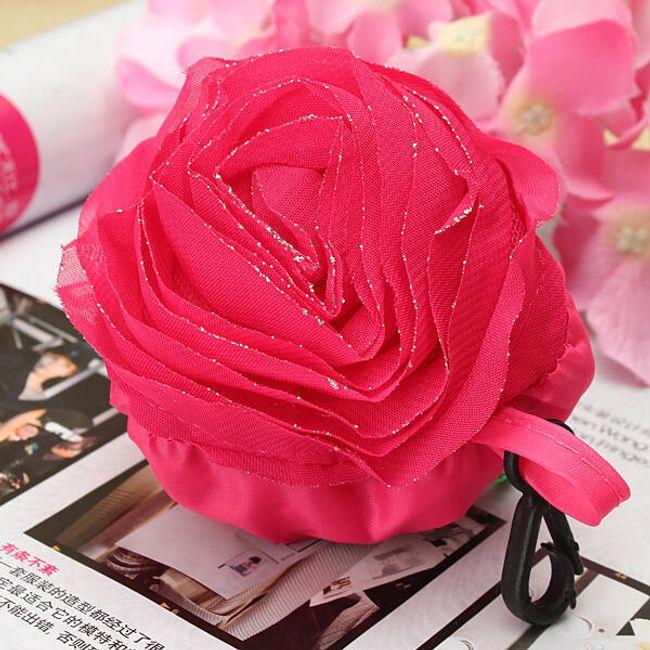 Практичная сумка с розой - 6 цветов 1