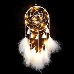 Lapač snů s LED světlem LS53
