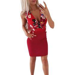 Женское платье-мини Shell