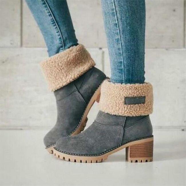 Ženska zimska obuća Raymonda 1