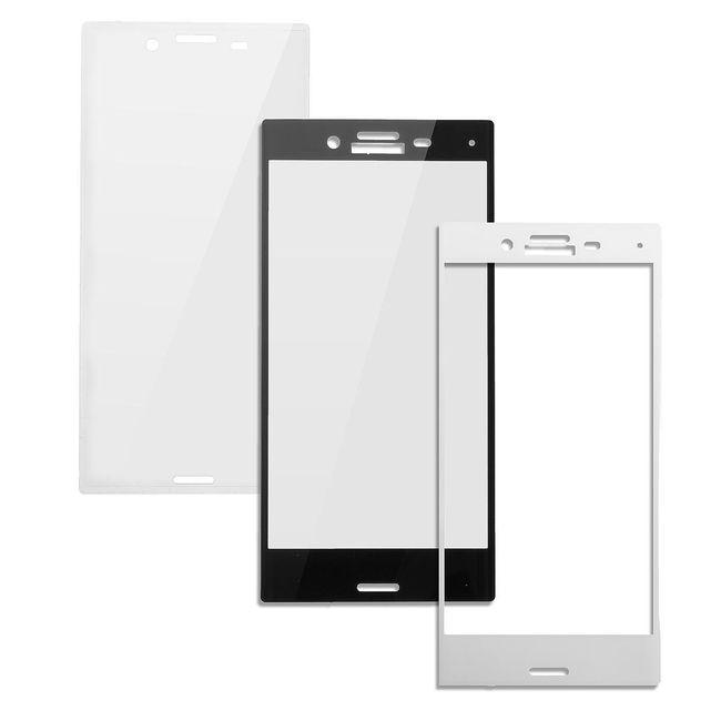 Tvrzeného transparentní sklo na dipslej pro Sony Xperia X Compact 1