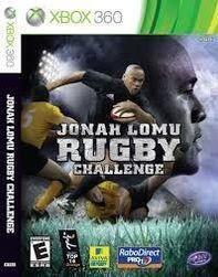 Игра за Xbox 360 Jonah Lomu Rugby Challenge