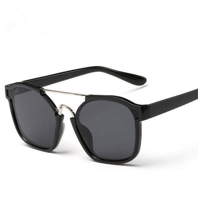Sluneční brýle - hranaté provedení 1