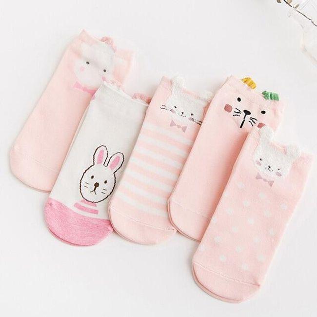 Sada ponožek Amy 1