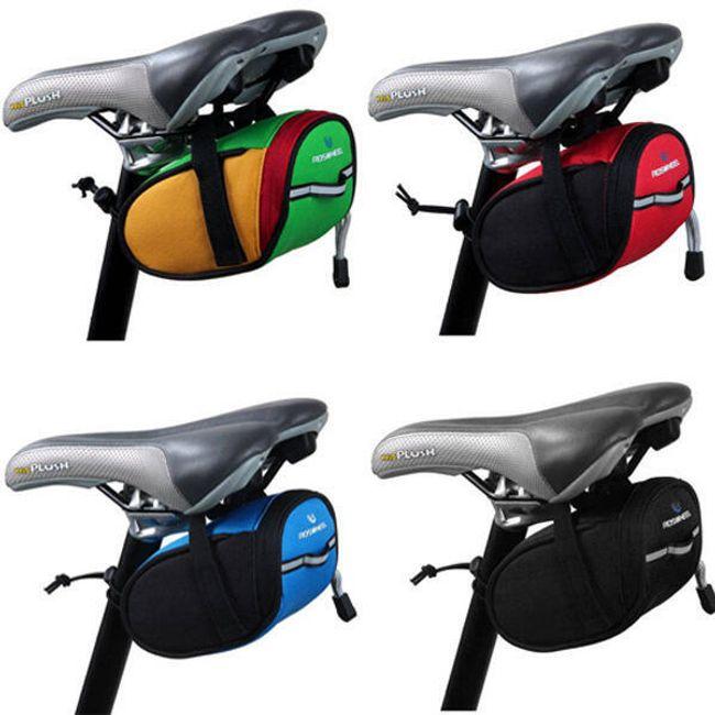 Велосипедная сумка 1