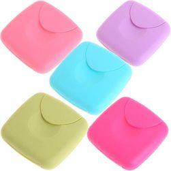 Tampon storage case box EX5