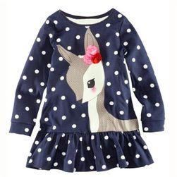 Haljina za devojke Cassia