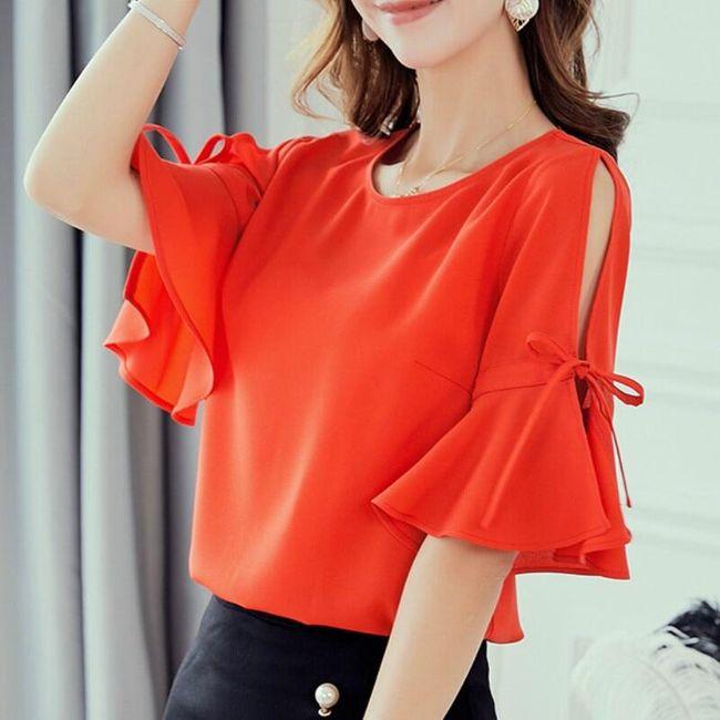 Дамска блуза Breck 1