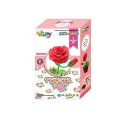 Sada modelíny Jumping Clay - Růže