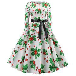 Женское новогоднее платье Maline Размер 6