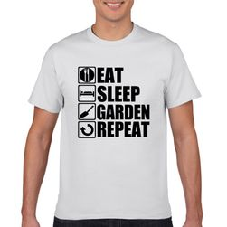 Pánské zahradnické tričko - 9 barev