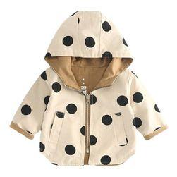 Lány kétoldalas kabátja Lola