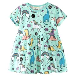 Dziewczęca sukienka Avril