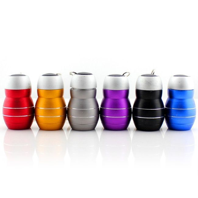 3 LED diodová mini svítilna - klíčenka, na výběr z 6 barev 1