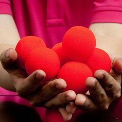 Волшебные мячи KM709