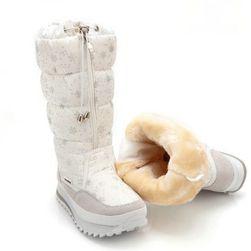 Damskie buty zimowe Leeann