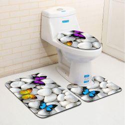 zestaw dywaników łazienkowych QWE7