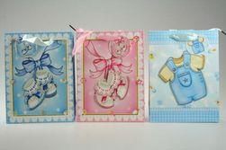 Dárková taška Baby lesk malá SR_83568