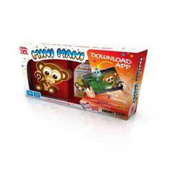 Interaktív gyerekjáték gyerekeknek Mini Mani - majom