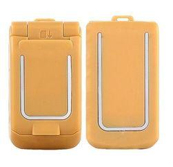 Mini mobilní telefon FLOP7 Oranžová