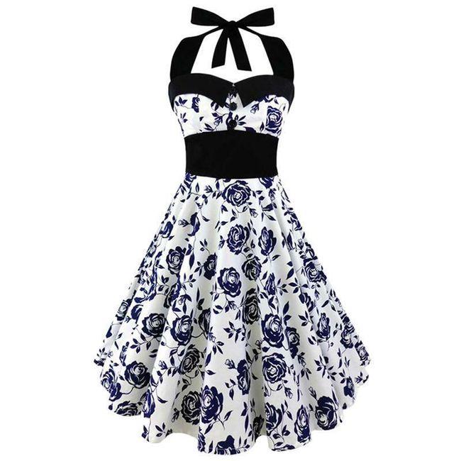 Damska sukienka DS63 1