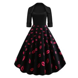 Vintage šaty Monik