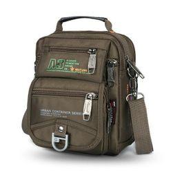 Мужская сумка через плечо JZ400