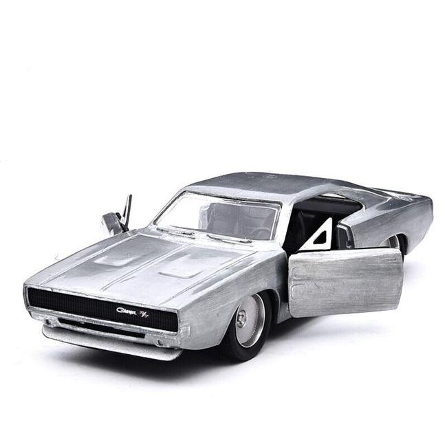 Model samochodu Dodge Charger 1968 1