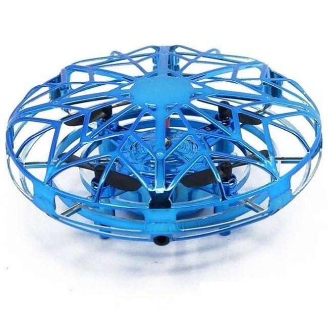 Мини-дрон, управляемый жестами Hank 1