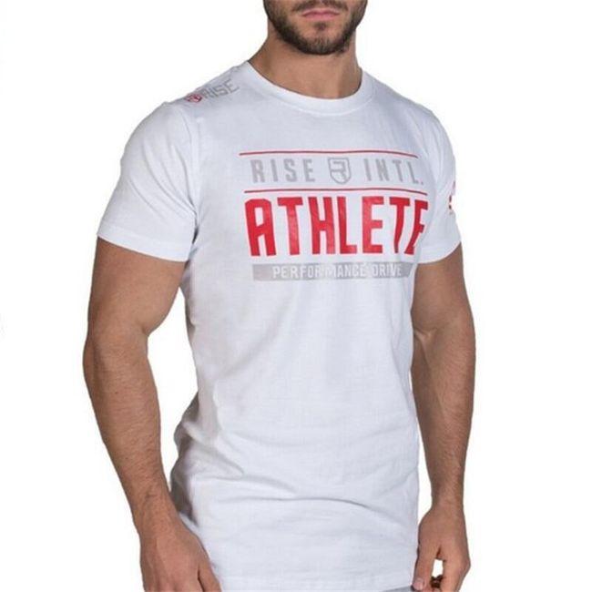 Pánské triko Athlete 1