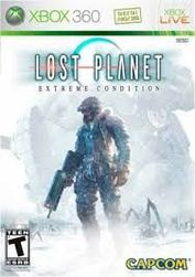 Hra (Xbox 360) Lost Planet