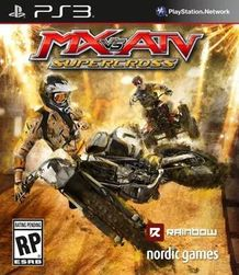 Igra (PS3) MX Vs ATV: Supercross