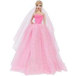 Платье для куклы CXC1