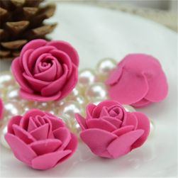 Set de 50 trandafiri mini din spumă
