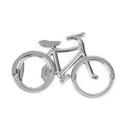 Deschizător în formă de bicicletă