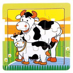 Dr. puzzle kravičky, 9 d. LP_88018