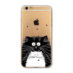 Apple iPhone tok aranyos állati motívumokkal