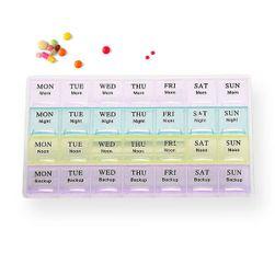 Miesięczny dozownik leków