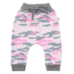 Dziecięce bawełniane spodnie dresowe RW_teplacky-with-love-nbkoa87