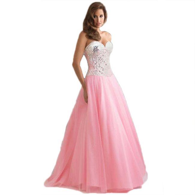 Ženska haljina Kaylie - 3 boje 1
