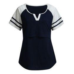 Дамска тениска за кърмачки Lola