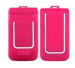 Mini mobilní telefon FLOP7 Červená