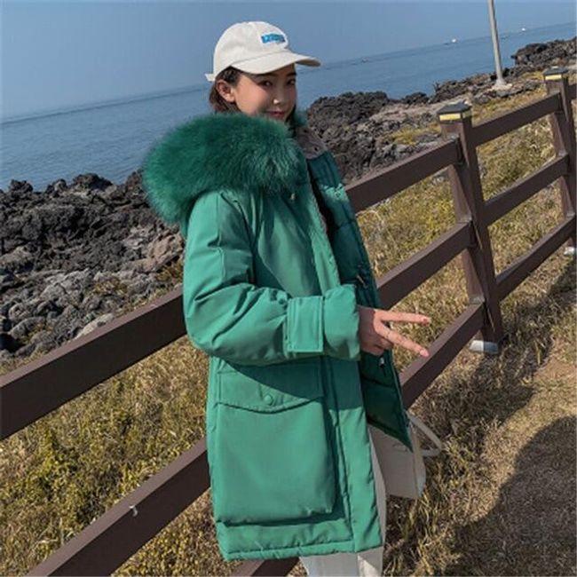 Dámská zimní bunda Kirsteen 1